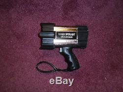 16 LED Rechargable Hand Crank Spotlight or Emergency Light 28 Hours on 1 Charge