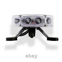 Condor Emergency 3W Low Profile Roof Mount 48in Emergency Vehicle LED Light bar