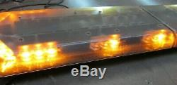 ECCO Vantage 12 Series AMBER Emergency Tow LED Light Bar Towing 54