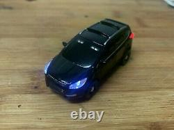 Greenlight 164 Custom 2013 Ford Escape Unmarked Police Car With LED lights