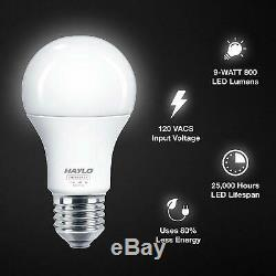 HAYLO Emergency Power Failure LED Light Bulb Safety During Power Outage