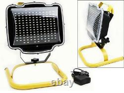 LED Rechargeable Battery Powered Worklight Lamp Work Light Shop Emergency Camp