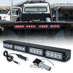 Xprite 21.5 Wireless LED Tow Stick Light Bar Emergency Warning with Magnetic Base